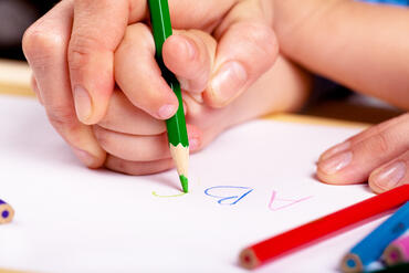 Activity Guide Handwriting Prompts