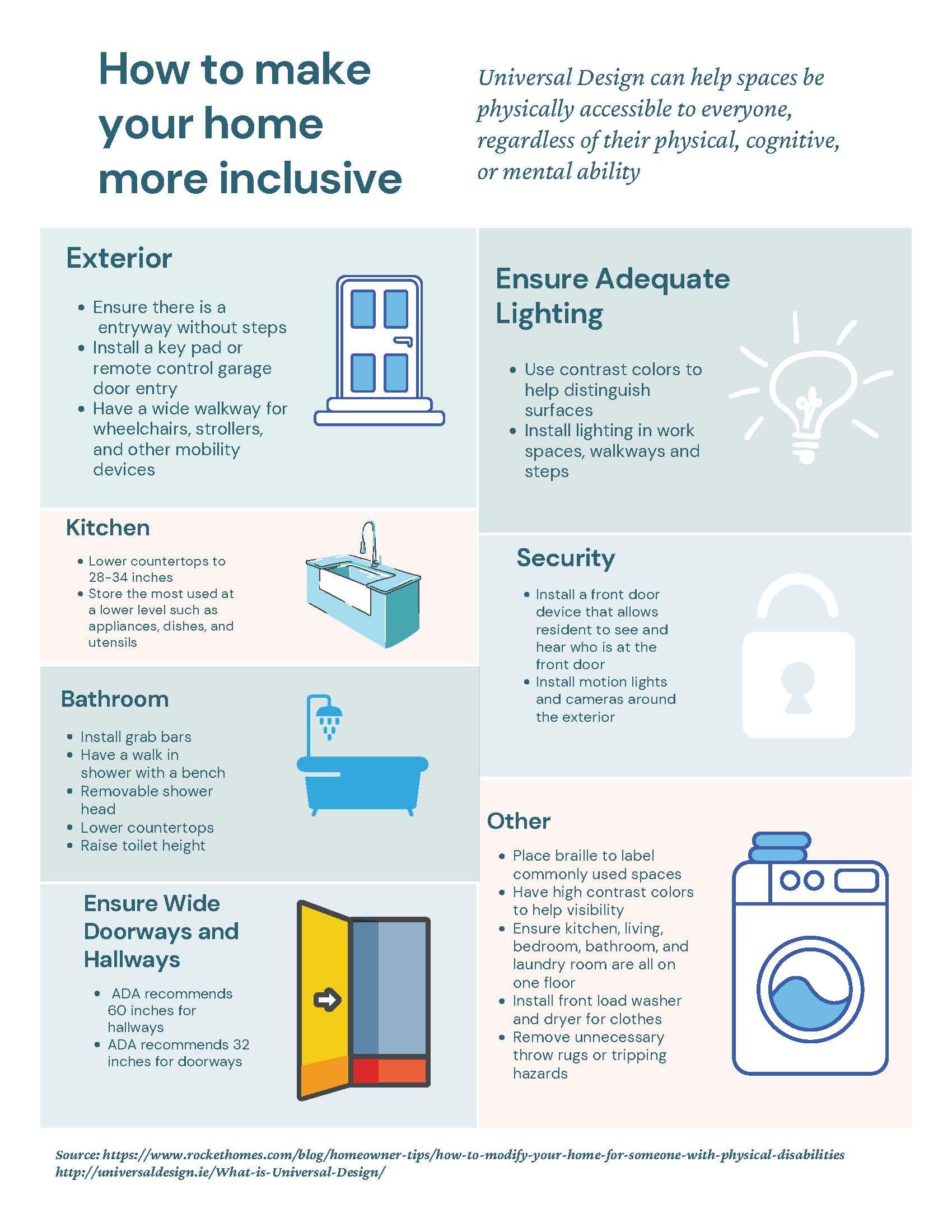 Inclusivity Guidelines