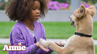 Kid-Sight: Annie Movie Review