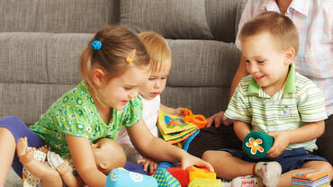 Build and Strengthen Language Skills at Home This Holiday Season Ages 1 to 3