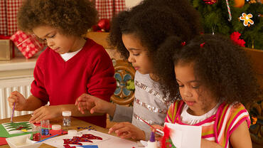 Build & Strengthen Language Skills at Home This Holiday Season Ages 4-6