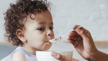 Infant Feeding, Establishing Healthy Feeding Habits Early On