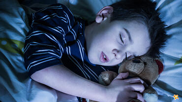 Making Sure Your Child Gets the Best Sleep Possible