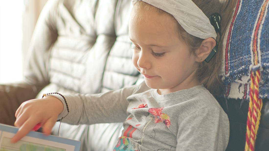 Cochlear Implants & Children with Hearing Loss