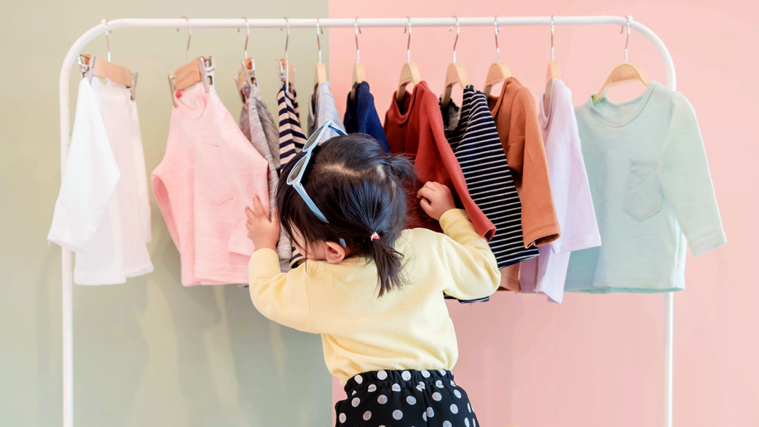 Dressing Tips and Tricks for Parents of Young Children