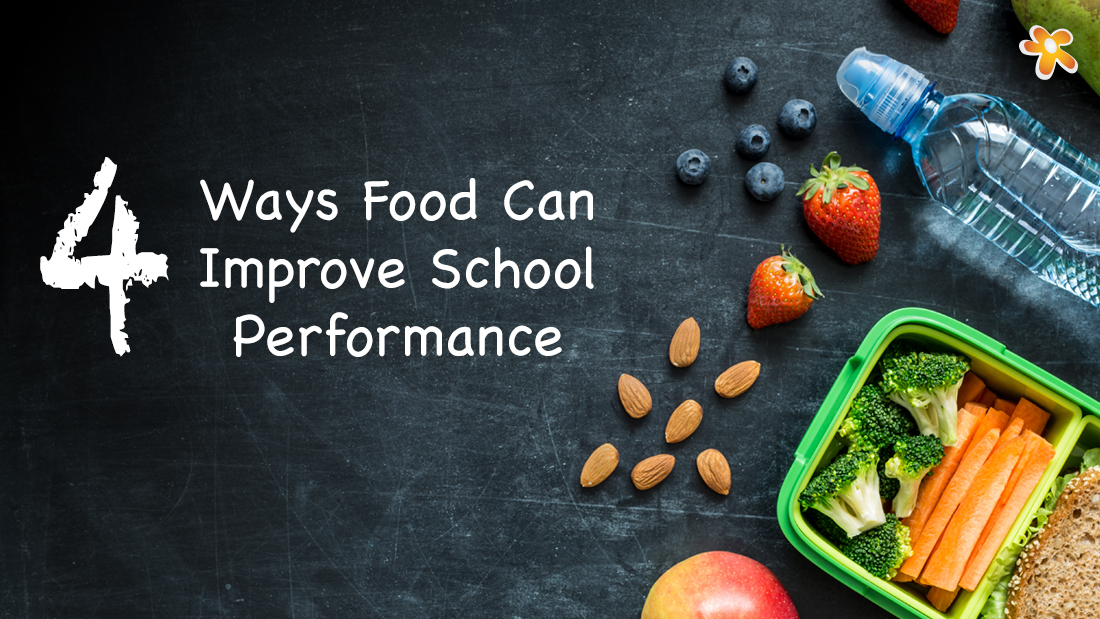 Four Ways Food Can Improve School Performance