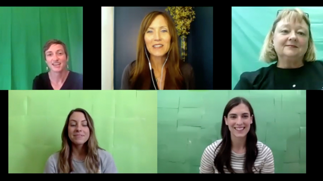 Speech-Language Pathologist Queens of the Green Screen Interview