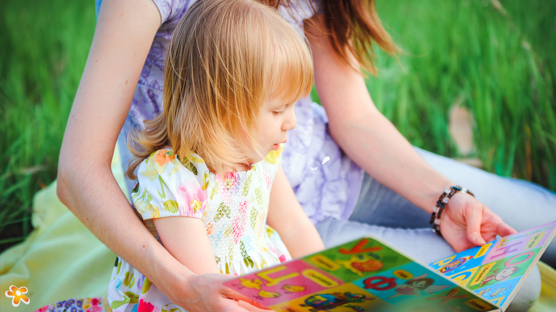 How to Read With Your Child, Not Just To Your Child