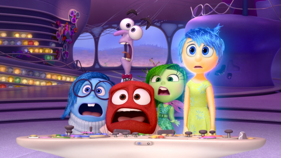 Regal Adds Inside Out to Sensory Sensitive Lineup
