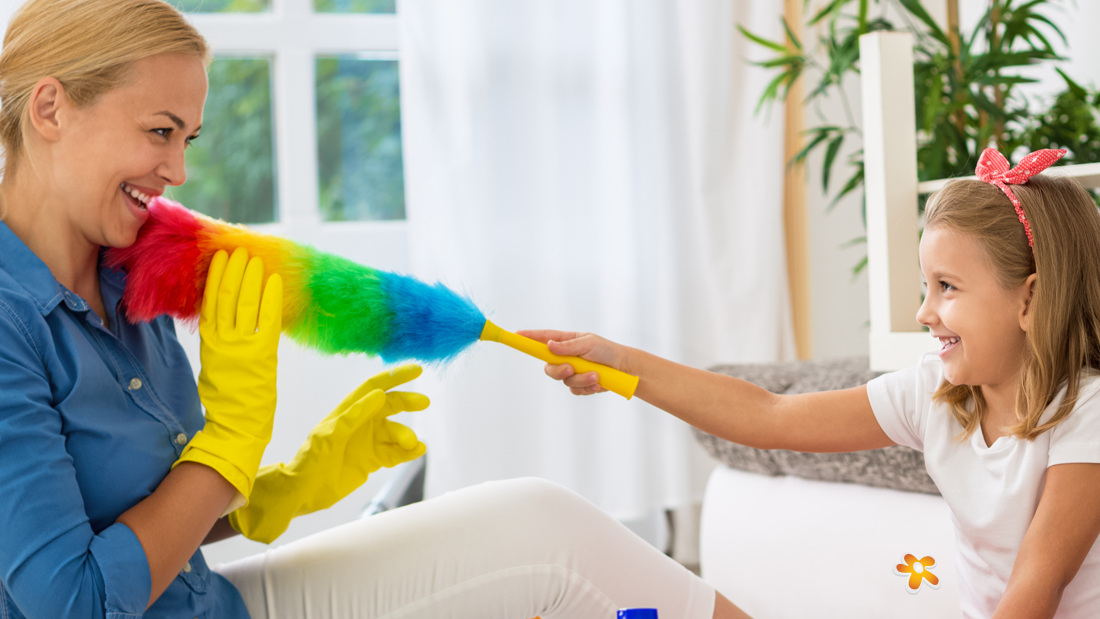 Motivating Kids to Clean
