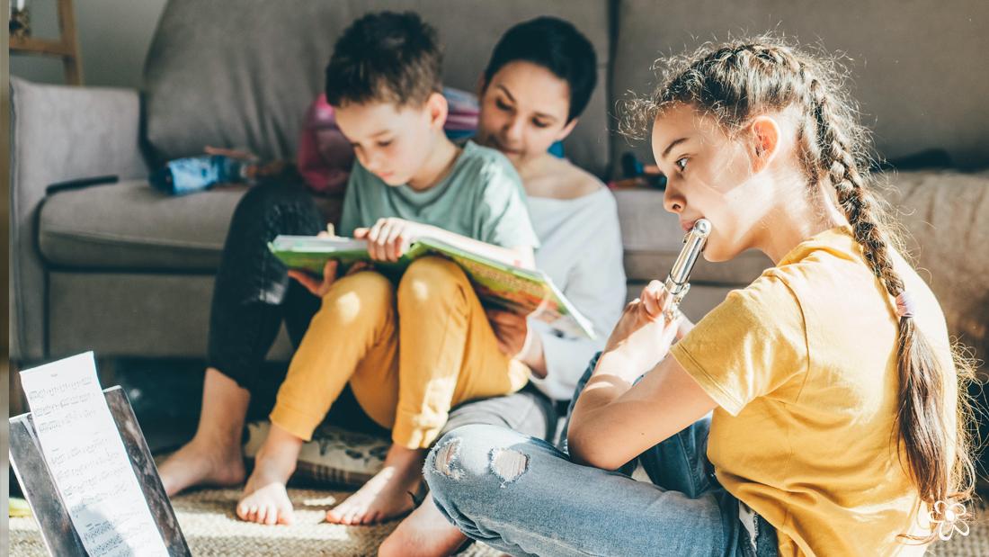 Positive Parenting Promotes Positive Behavior