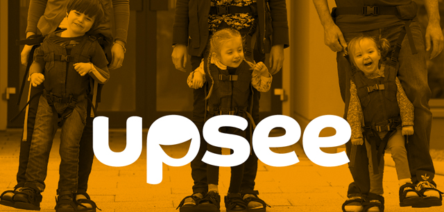 The Upsee Arrives at Carolina Pediatric Therapy